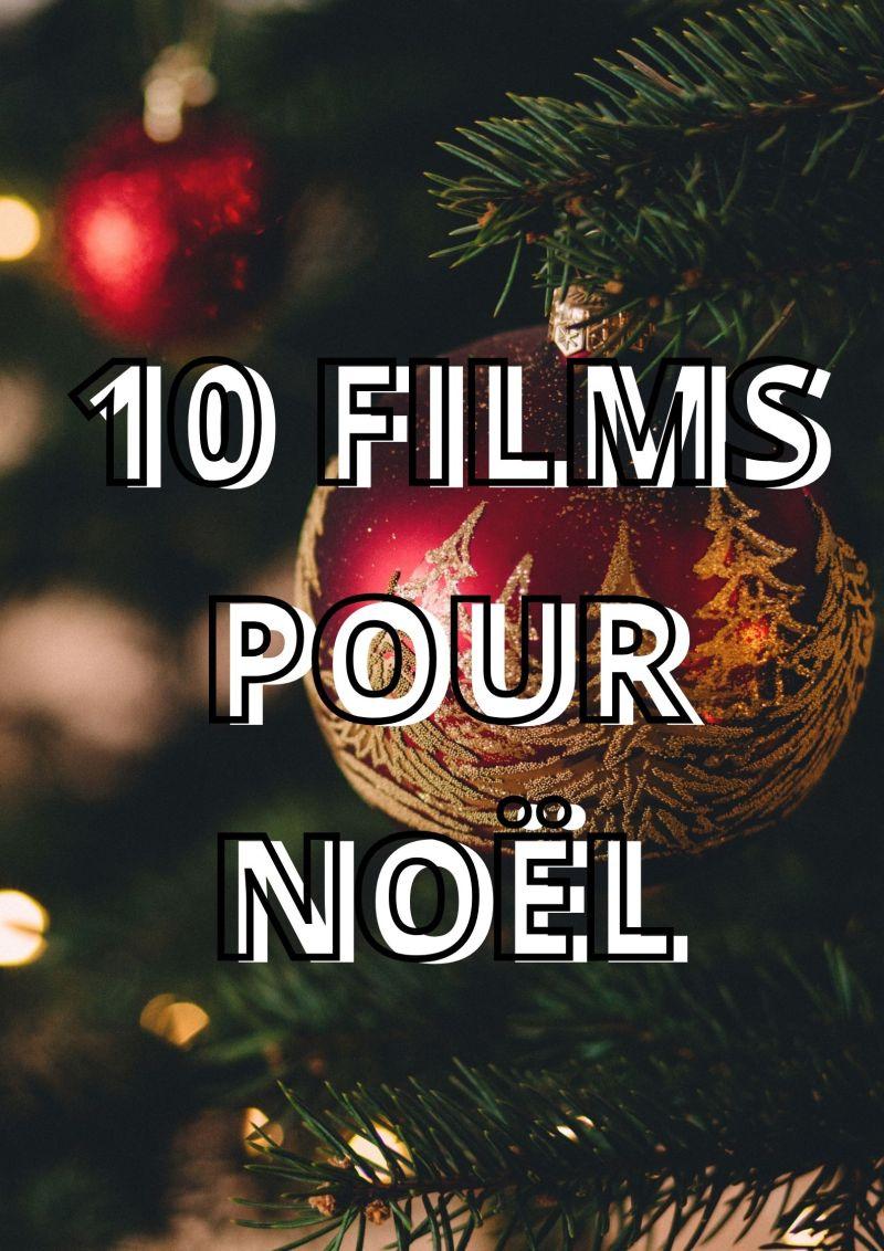10 films pour Noël
