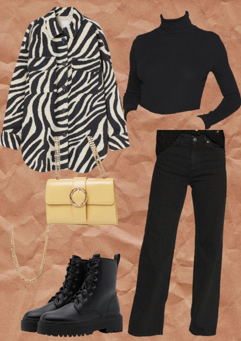 Zebra trend