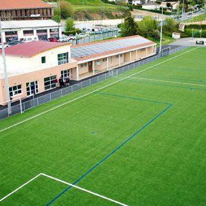 ASSM Foot Saint Martin en Haut | Stade