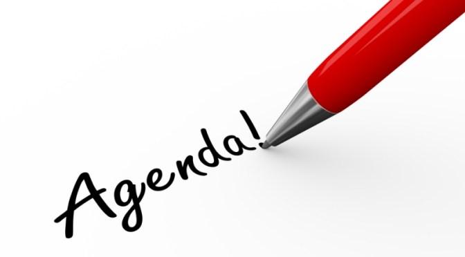 Agenda du 17 février