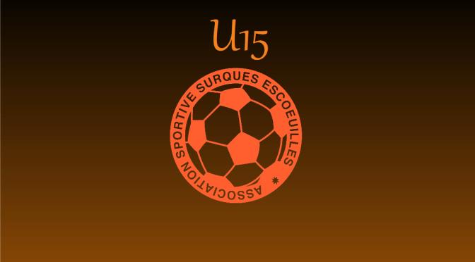 U15 à 8 : fin de saison