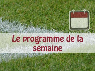 Seniors : programme
