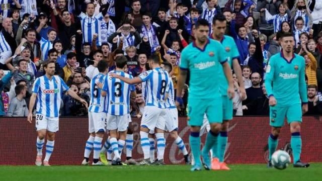 """Resultat d'imatges per a """"barça vs real sociedad gol real"""""""