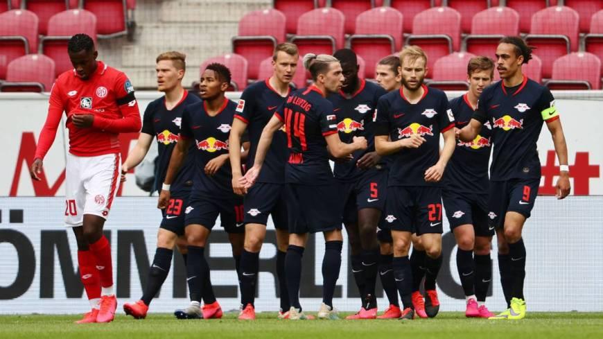 Resumen y goles del Mainz vs. Leipzig de la Bundesliga - AS.com