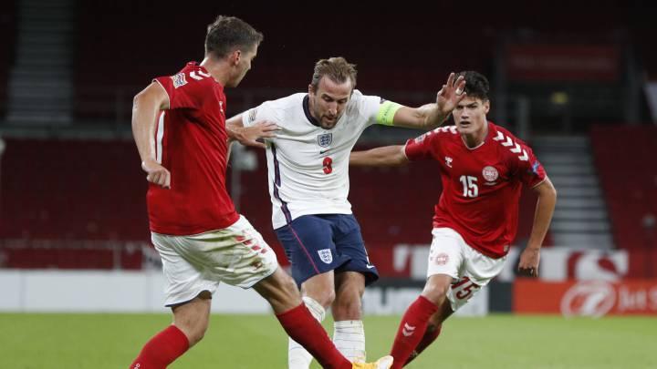 Dinamrca 0 - 0 Inglaterra: resumen, goles y resultado - AS.com