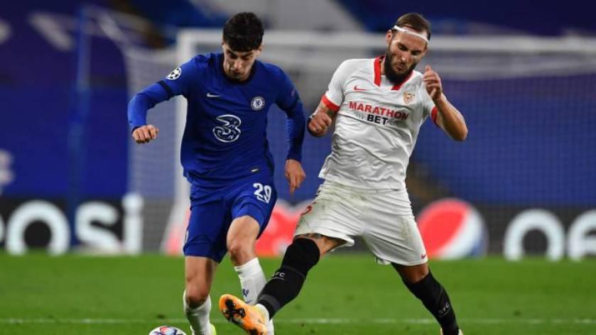 Chelsea 0-0 Sevilla: resumen y resultado | Champions League - AS.com