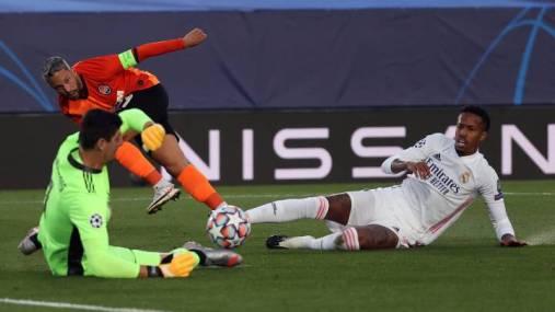 Real Madrid - Shakhtar en directo: Champions League en vivo - AS.com