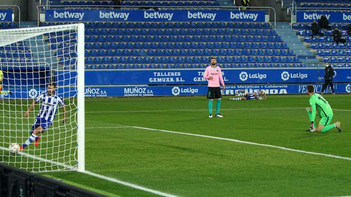 Alavés - Barcelona en directo: LaLiga Santander, hoy, en vivo - AS.com