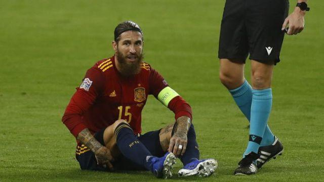 Selección: Ramos roto, tiembla el Madrid - AS.com