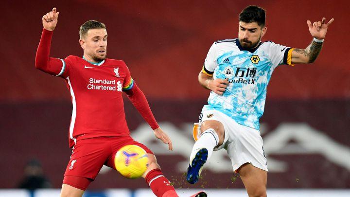 Liverpool 4 - Wolves 0: resumen, goles y resultado del partido - AS.com