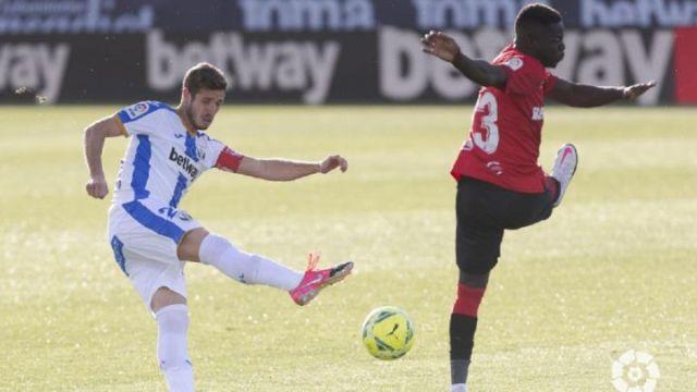 Leganés 0 - Mallorca 1: resumen, goles y resultado - AS.com