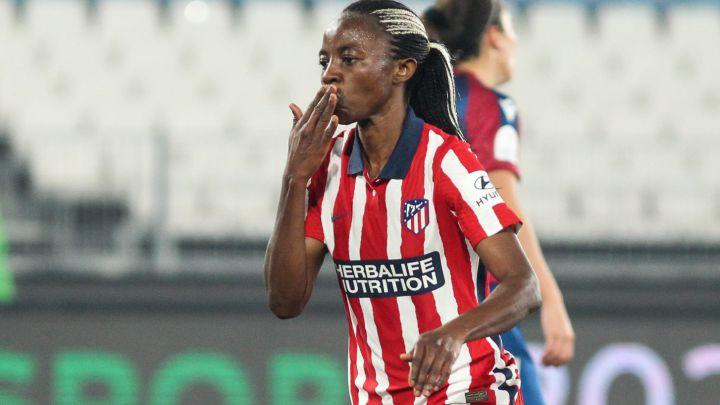 Levante 0-3 Atlético: El Atlético brilla con su 'Njoya' para ser  supercampeón - AS.com