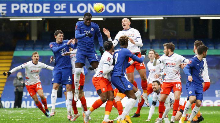 Chelsea 3 - Luton 1: resumen, goles y resultado - AS.com