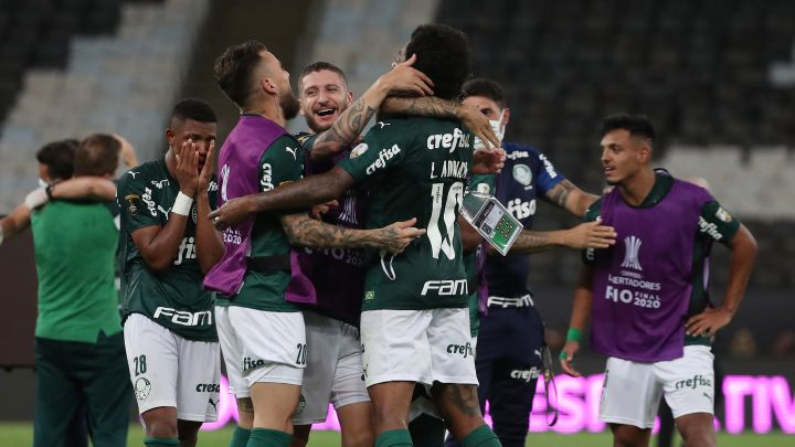 Palmeiras - Santos en vivo: Final Copa Libertadores, hoy en directo - AS.com