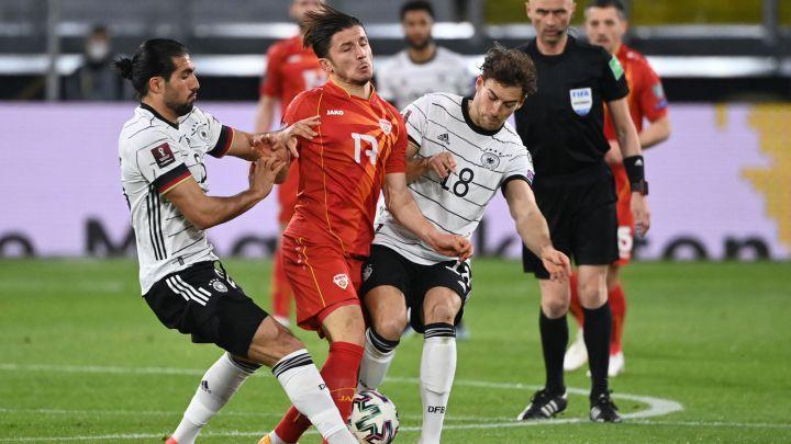 Alemania – Macedonia en directo: Clasificación para el Mundial de Qatar  2022, en vivo - AS.com