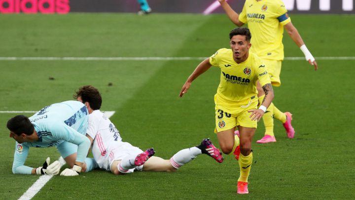 Real Madrid - Villarreal en directo: LaLiga Santander en vivo - AS.com
