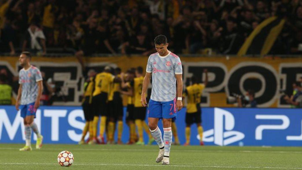 Young Boys 2 - Manchester United 1: resumen, resultado y goles de la  Champions League - AS.com