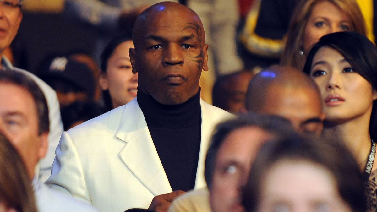 Mike Tyson Floyd Mayweather