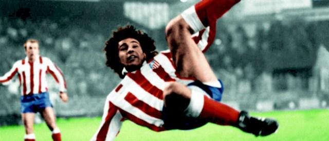 """Résultat de recherche d'images pour """"hugo sanchez atletico"""""""