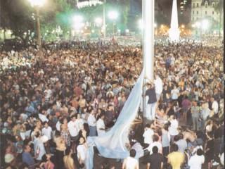 PLAZA DE MAYO 2001