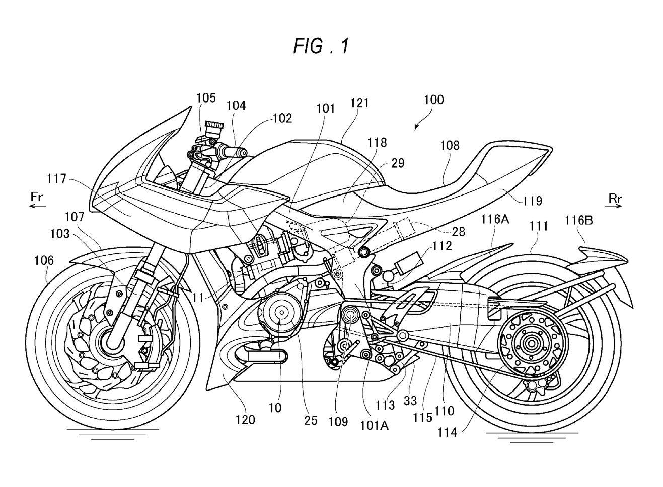 Suzuki Prepara Moto Com Turbo