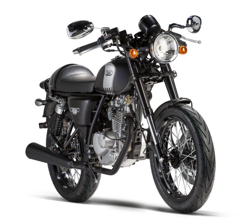 Mash Café Racer 125cc Black Edition
