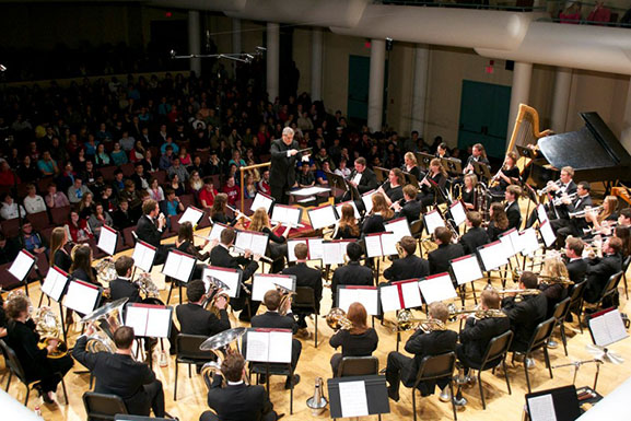The Alabama Symphonic Band