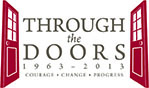 Logo for Through the Doors