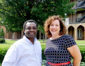 Dr. Roger Sidje and Dr. Lisa Dorr are taking on new roles in the College as associate deans.