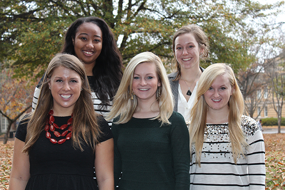 UA students named UA Away scholars