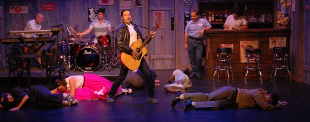 cast of All Shook Up