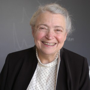 Dr. Mildred Dresselhaus