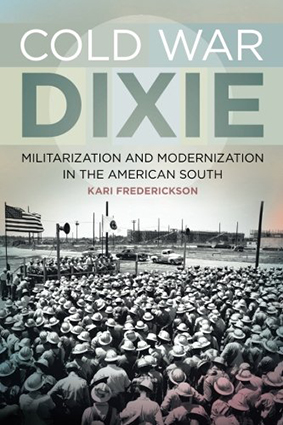 Cold War Dixie book cover