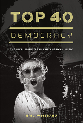 """Top 40 Democracy"" book cover"