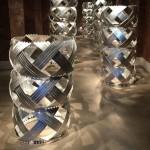 sculpture by UA art faculty member Wedderspoon