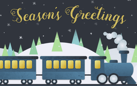 Season's Greetings! Watch our video holiday card.