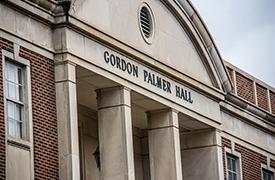 Gordon Palmer Hall