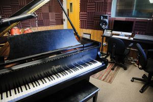 School of Music's newly renovated composition studios
