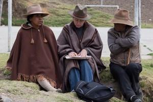 Dr. Kathryn Oths in Peru