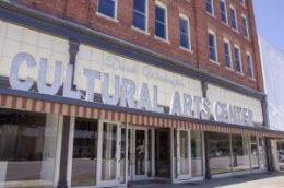 The Dinah Washington Cultural Arts Center
