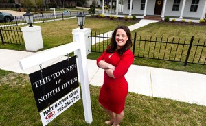 Mary Harmon Young has quickly become one of the rising stars in real estate throughout the nation.