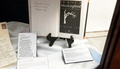"""Autographed Copy of """"To Kill A Mockingbird,"""" 40th Anniversary Edition. Signed by Nelle Harper Lee to """"Josephine Davis with best wishes, Harper Lee"""" circa 2000."""