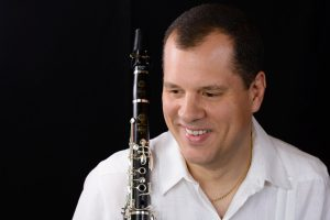 """Dr. Osiris """"Ozzy"""" Molina received a $5,000 grant from the Alabama State Council on the Arts. The grant will fund Molina's new album that covers the works of Cuban composers on clarinet."""