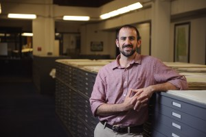 Dr. Nicholas Magliocca will lead one of nine national research projects to help disrupt operations of illicit supply networks.
