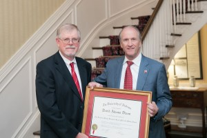 Blackmon-Moody Award Reception for Dr. David DixonBlackmon-Moody Award Reception for Dr. David Dixon