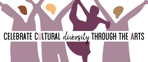 Celebrate cultural diversity through the arts