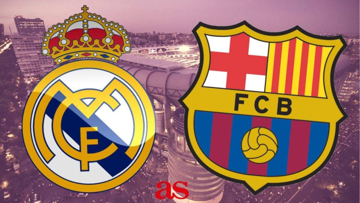 Real Madrid Vs Barcelona How And Where To Watch Times