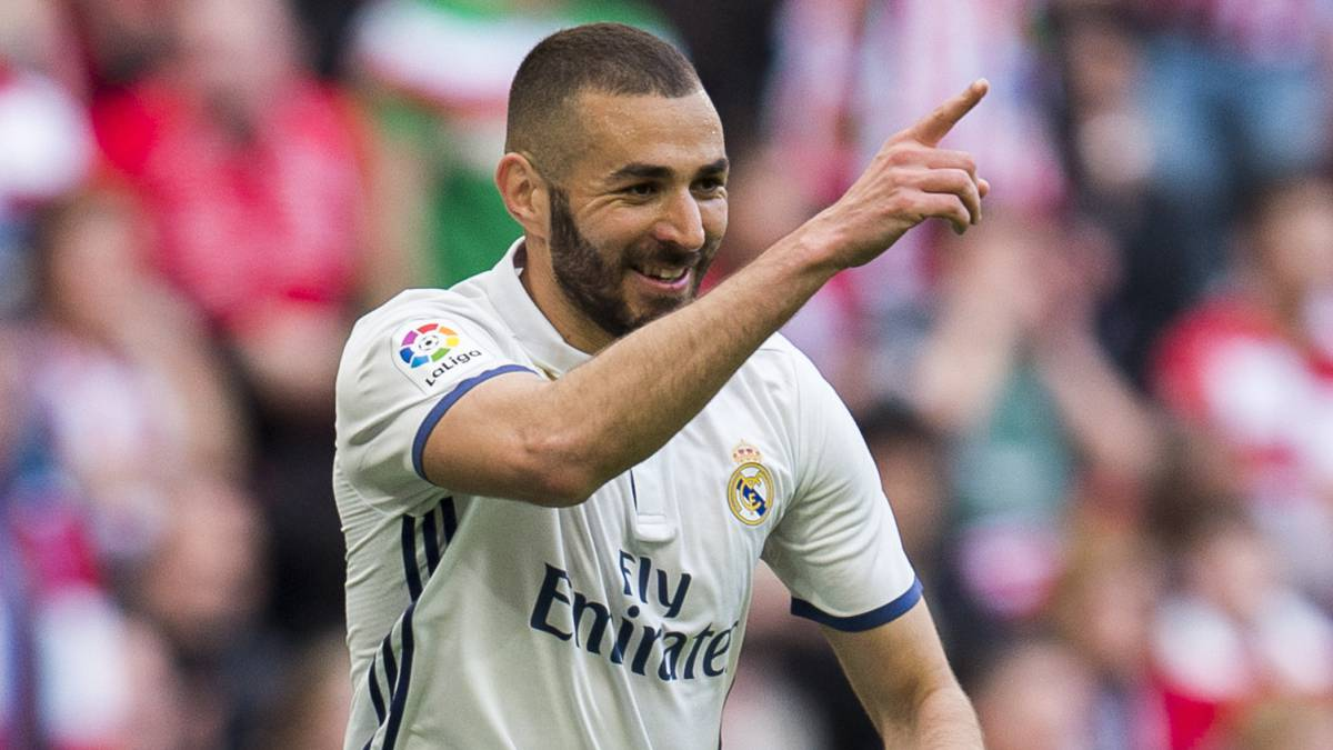 Benzema I Am At The Service Of The Team Not Ronaldo And