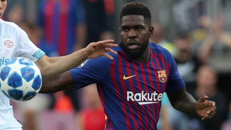 Image result for umtiti barcelona  Despite losing Messi, Arthur, Cillenssen to injuries, Barcelona received yet another great news ahead of Athletic Bilbao clash 1538129688 139279 1538130296 noticia normal