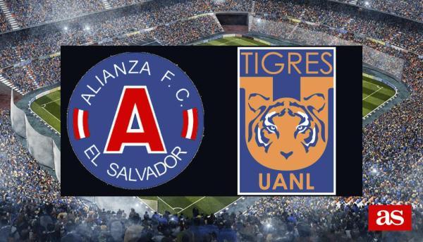 Alianza San Salvador vs Tigres live, Concacaf Champions League 2020